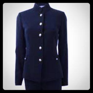 TAHARI five button jacket
